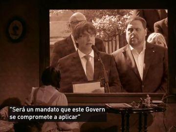 'La República Catalana de Oz' o cómo el referéndum del 1-O acabó en condenas de prisión