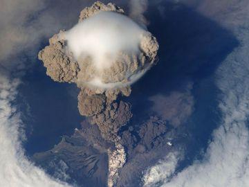 Los gases que expulsa un supervolcán podrían cambiar el clima del planeta