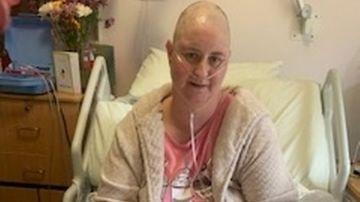 Imagen de la madre con cáncer que ha adelantado la Navidad para celebrarla con sus hijos
