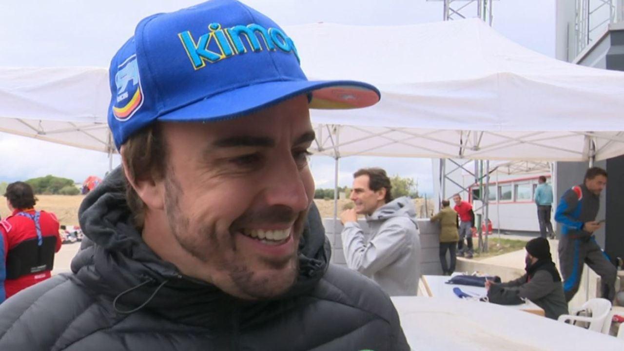 Fernando Alonso habla sobre su posible regreso a la Fórmula 1