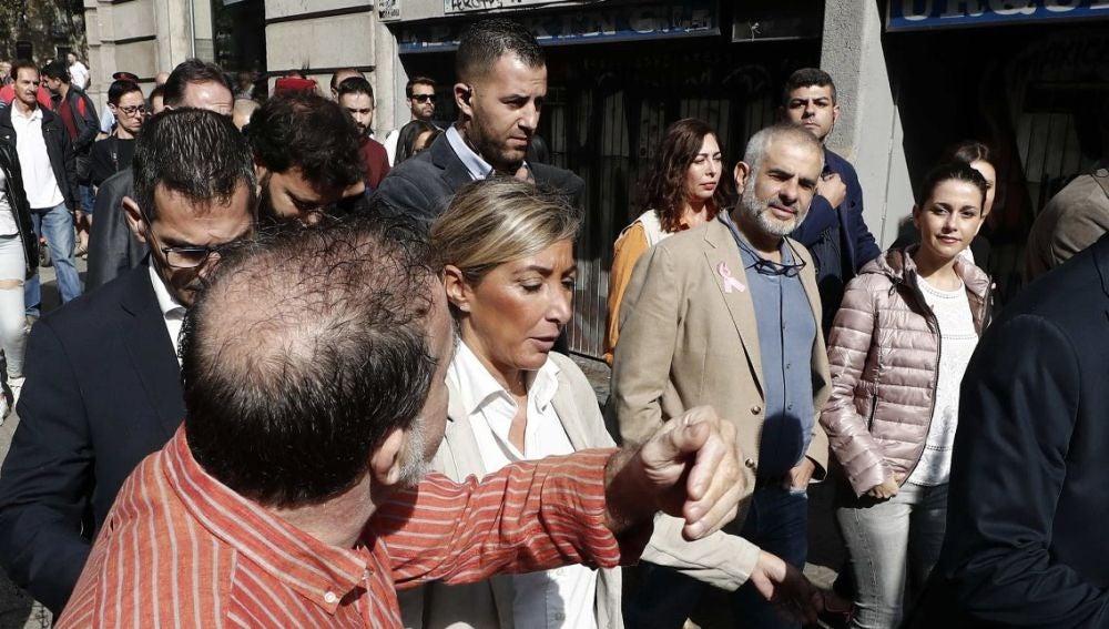 Miembros de Ciudadanos en Barcelona