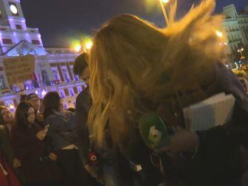 Agreden a la periodista Irene Rupérez