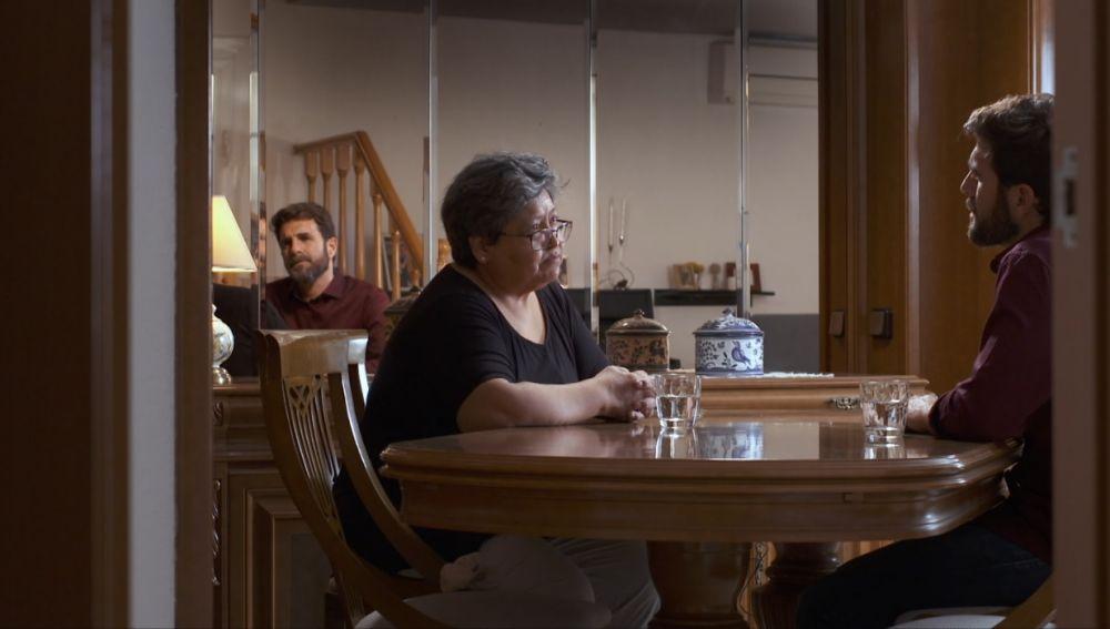 Luana dejó de trabajar con ancianos para no sufrir más situaciones de acoso