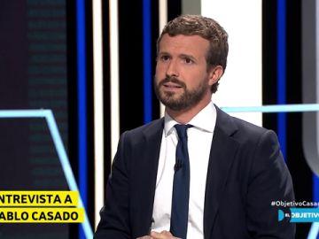 Pablo Casado en El Objetivo