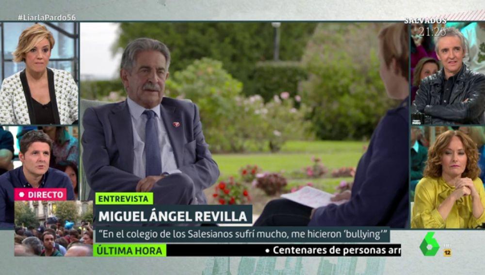 """Miguel Ángel Revilla: """"Me hicieron bullying incluso los curas"""""""