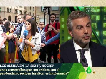 Carlos Alsina en laSexta Noche