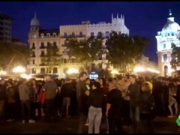 Concentración en Valencia