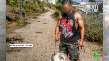 Leandro, acusado de descuartizar a una joven en Valdemoro