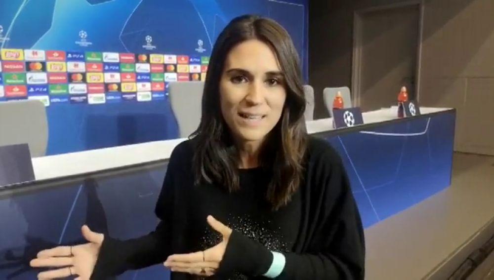 Belén Sánchez, 'Jugones':
