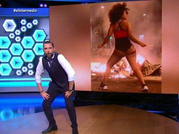 Dani Mateo propone bailar twerking y perrear para expresar la indignación en las manifestaciones pacíficas