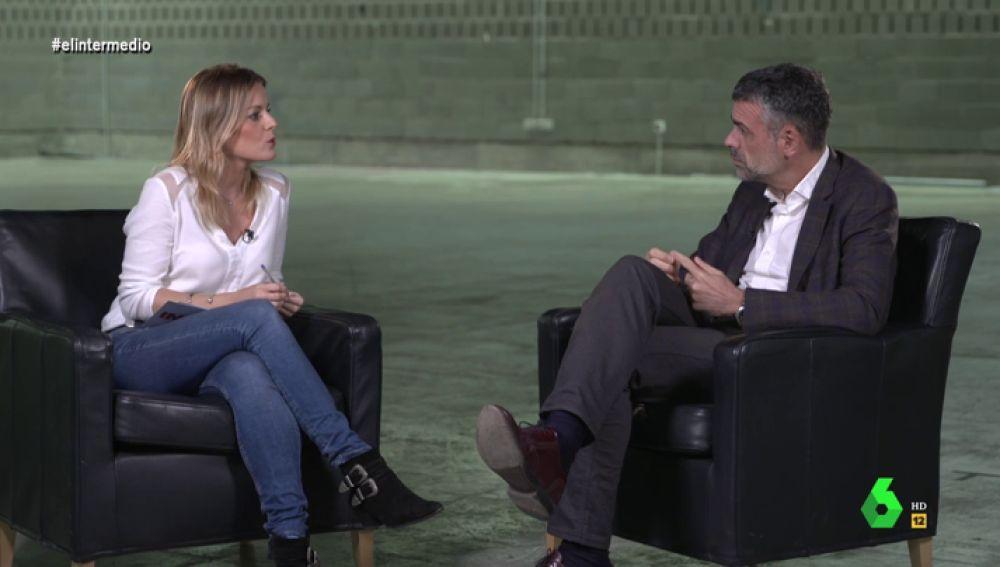 """La condena de Santi Vila a los disturbios en Cataluña: """"Sufro por los jóvenes y vivo con preocupación por los agentes de Policía"""""""