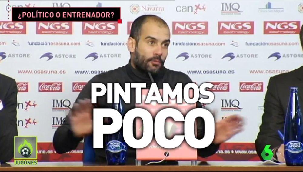 Guardiola Mas Jugones