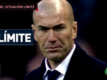 Zidane, al límite. Suena Mourinho
