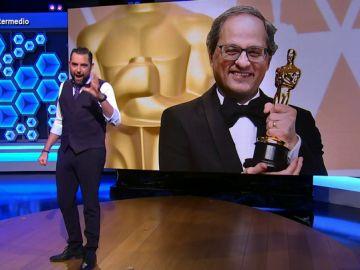 """El vídeo que hará a Quim Torra 'ganar' el próximo Oscar: """"Puede herir la sensibilidad de mucha gente"""""""