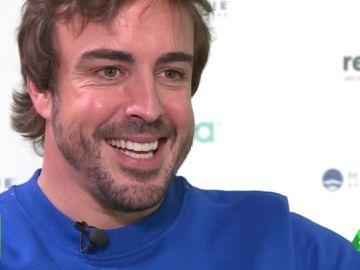 Fernando Alonso desvela con qué equipo le gustaría ser campeón del mundo de F1 por tercera vez