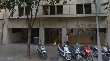 La sede de la Asociación Catalana de Municipios