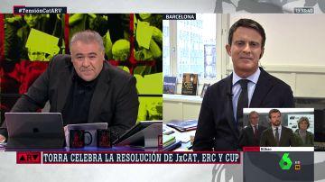 Manuel Valls, concejal de 'Barcelona pel Canvi' en el Ayuntamiento de Barcelona