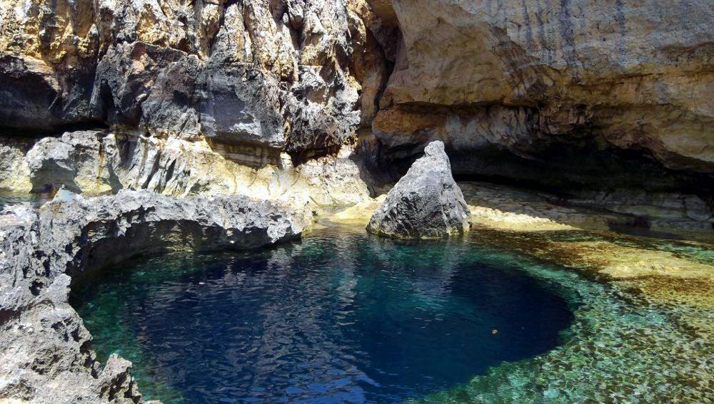 Blue Hole - Gozo