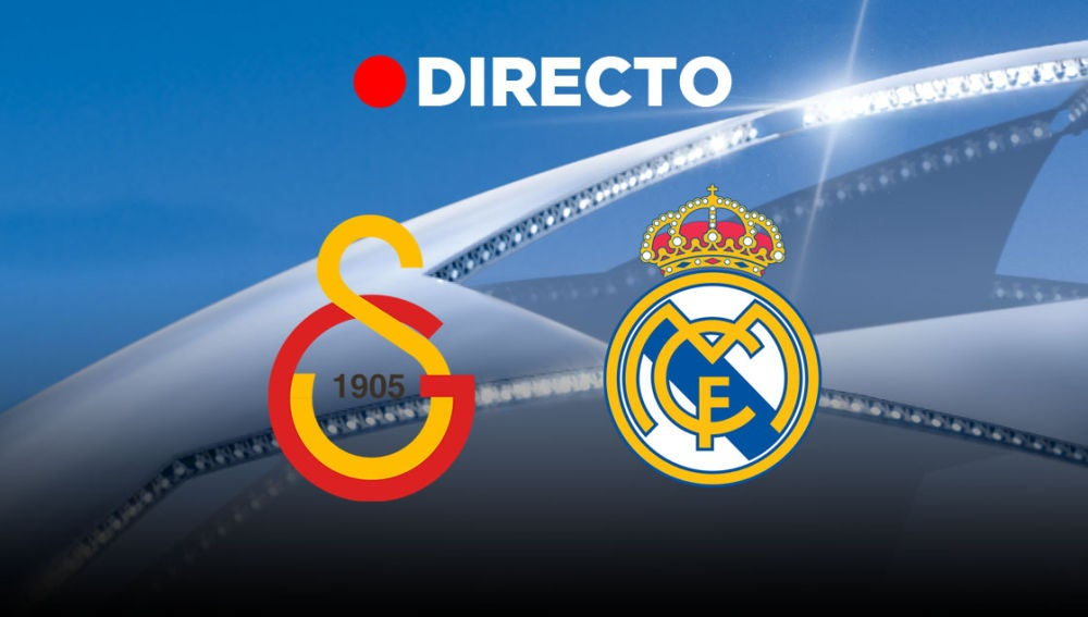 Galatasaray - Real Madrid, partido de la Champions League 2019/2020
