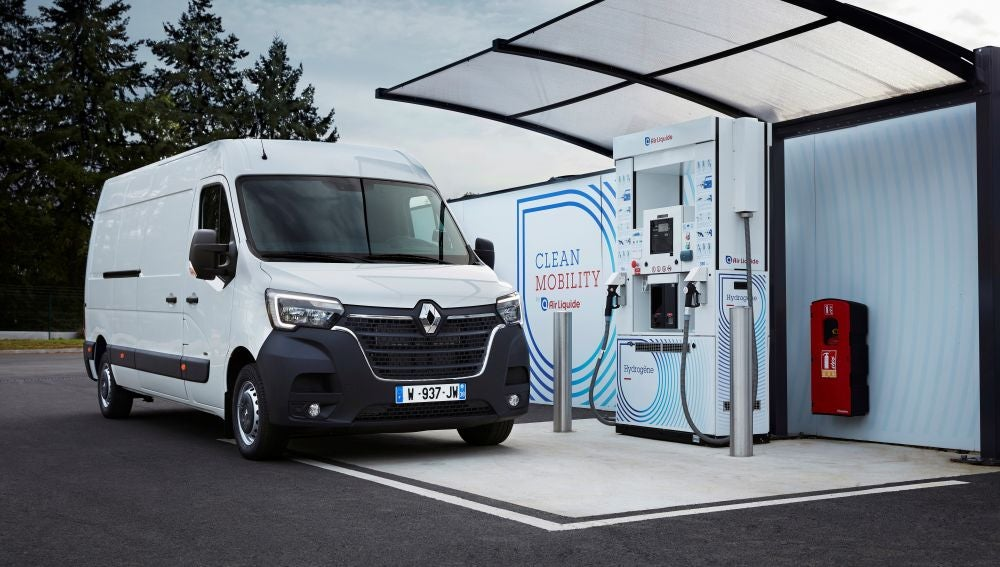 Renault Master Z.E Hydrogen