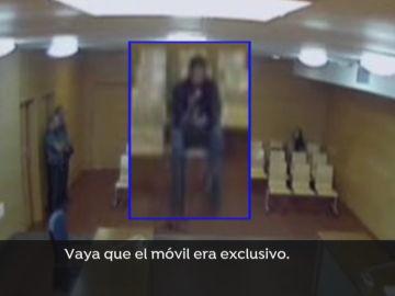 Declaración del novio de Dana Leonte ante la jueza
