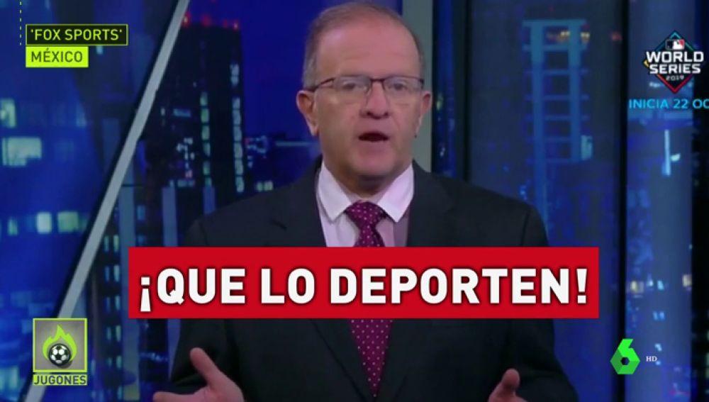Dorados despide a Gaspar Servio, el jugador que se burló de los tiroteos en Culiacán