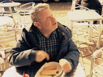"""Alberto Chicote visita El submarino: """"Lo que más me ha gustado es el pan. Lo demás que lleva dentro, no"""""""