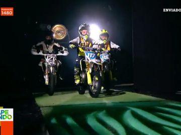 David, Juan y Rober, tres niños españoles campeones del motor