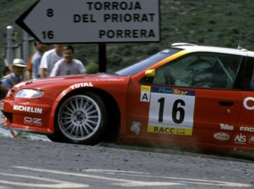 Citroen 16 Bugalski Rally Catalunya 1999