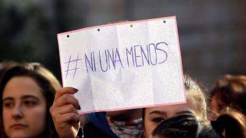 Concentración contra la violencia machista: 'Ni una menos'