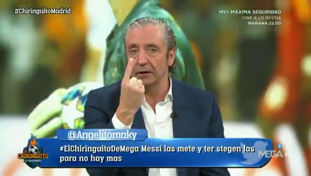 Josep Pedrerol, categórico: ¿Cuántos goles le metería el Barça al Real Madrid si el Clásico fuese este sábado?