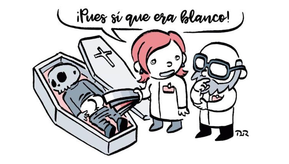 Memes sobre la exhumación de Franco