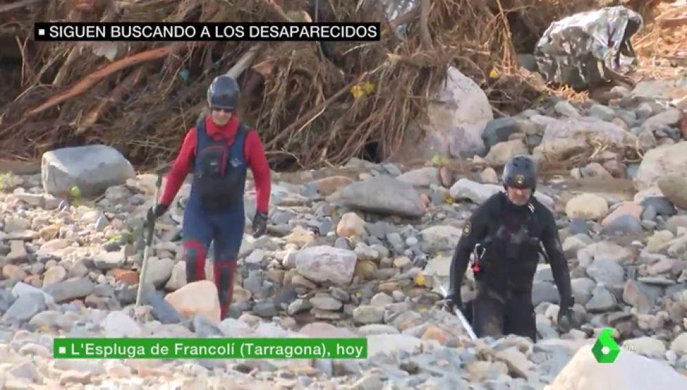 Encuentran un cadáver en la desembocadura del río Francolí en el puerto de Tarragona