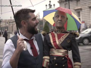 El emotivo vídeo de El Intermedio sobre Franco: estos son los mejores momentos del dictador en el programa