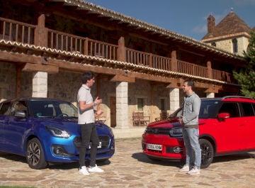 Suzuki Swift y Suzuki Ignis en Centímetros Cúbicos