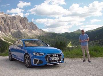 Prueba Audi S4