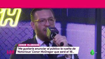 McGregor sexta