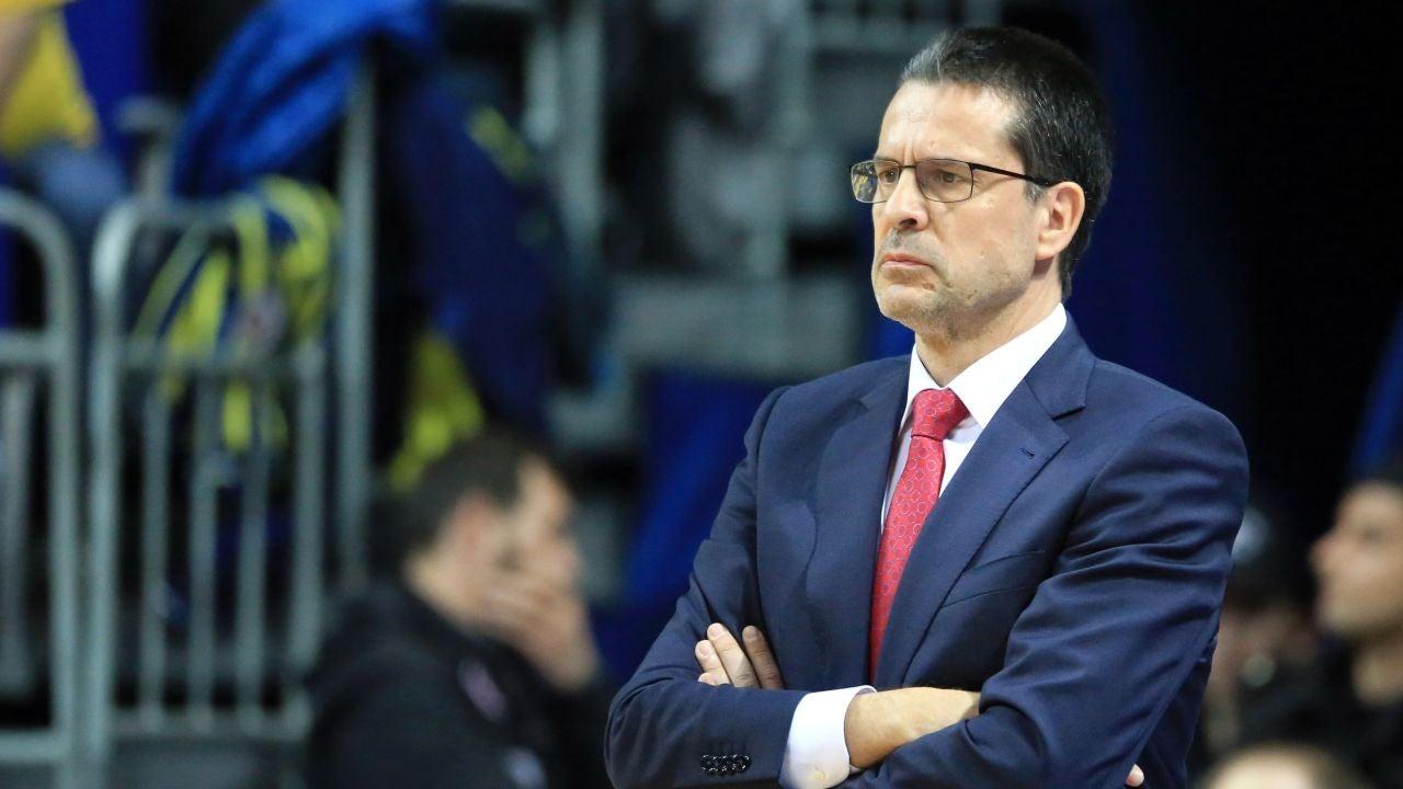 Pedro Martínez, durante un partido