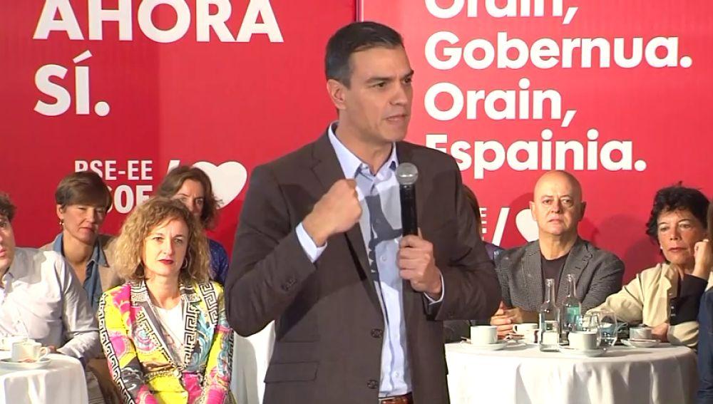 Pedro Sánchez ante las decisivas elecciones generales 2019