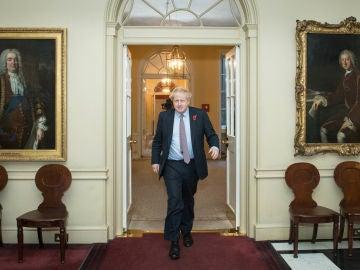 El primer ministro británico, Boris Johnson (Archivo)
