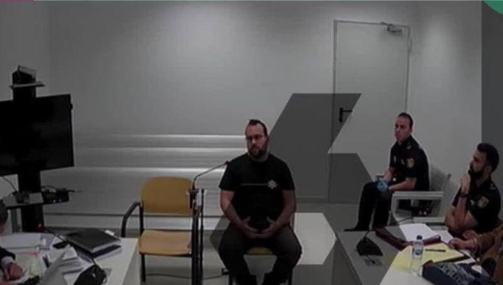 La declaración de Ferrán Jolis, uno de los CDR detenidos