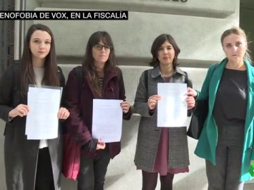 Piden a la Fiscalía que investigue varios vídeos de Vox por un posible delito de odio