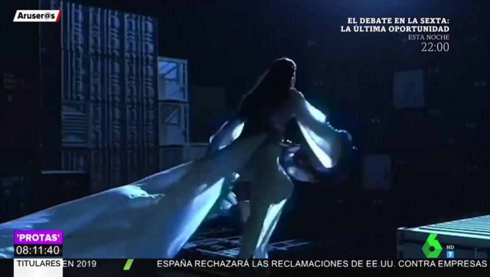 Rosalía afianza su relación con Palomo Spain en 'A palé'
