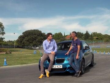Pitingo, en Centímetros Cúbicos al volante del BMW M240i