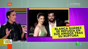 El whatsapp que Lorena Castell habría mandado a Blanca Suárez tras conocer su ruptura con Mario Casas