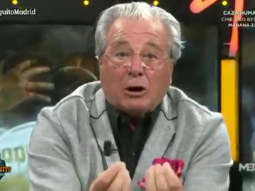 """Jorge D'Alessandro se reivindica: """"Yo no le gané a nadie, pero veo el fútbol y lo siento"""""""