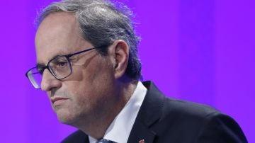 Quim Torra, president de la Generalitat (Archivo)