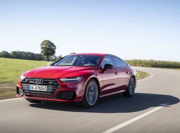 Audi A7 PHEV