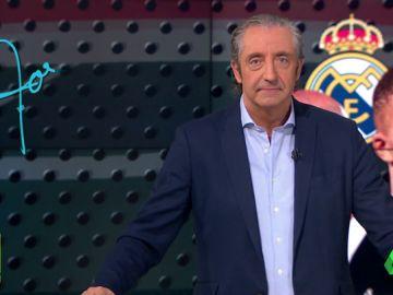 """Josep Pedrerol: """"Sólo Florentino puede conseguir que Mbappé salga del PSG"""""""
