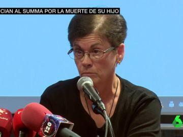 Madre de Aitor García Ruiz
